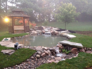 July Ponds